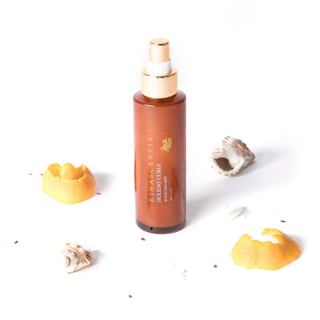 Holiday Curls Bouncing Hair Mist